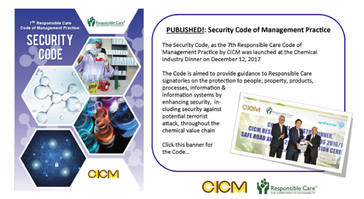 Chemical Industries Council of Malaysia (CICM) - Home